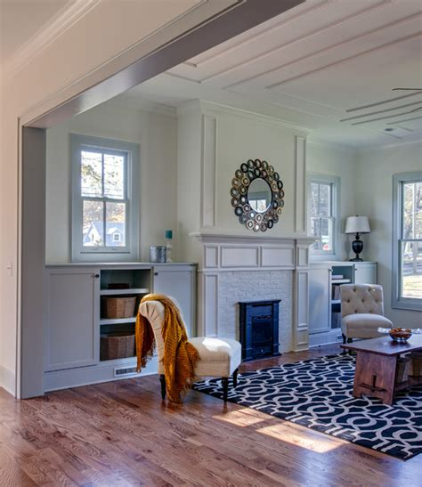 new orleans style living room living area new orleans style woodwork rustic living room nashville by marcelle