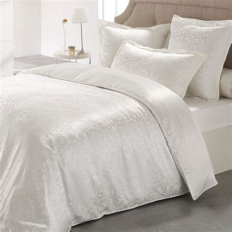 Silk Quilt Covers by Jacquard Silk Duvet Covers