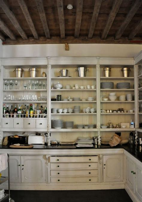 Open Kitchen Pantry Shelving Butler Pantry House