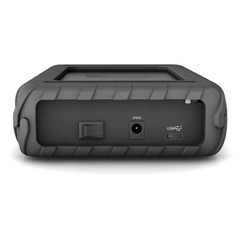 rugged external drive glyph bbpr5000 blackbox pro rugged portable external desktop drive designed for creative