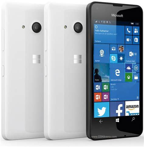 Microsoft Lumia 550 Microsoft Lumia 550 Pictures Official Photos