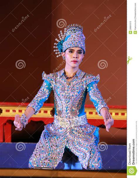 Dress Bangkok Bkk 0023 thai traditional dress editorial stock photo image of colorful 29991013