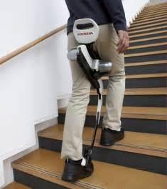 Honda Walking Assist Device Honda Introduces New Walking Assist Machine Doubles As