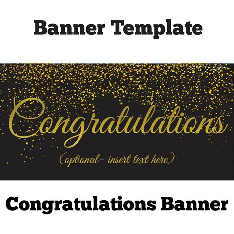 congratulations banner templates franklinfire co