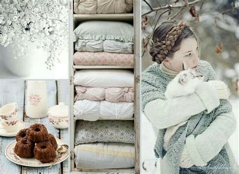 pretty winter shabby chic images shabby chic decorating