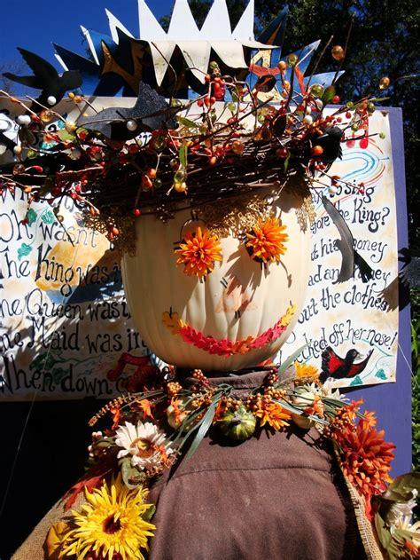 25 Best Halloween Yard Decorations Images On Pinterest Atlanta Botanical Gardens Scarecrows