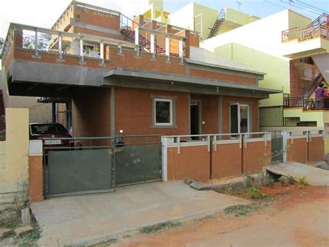 home exterior design in bangalore dinesh house mysore by design place architect in bangalore karnataka india