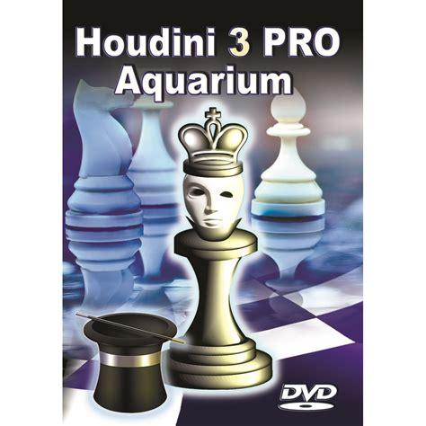 Summer Lesson Bonus Demo Disc Reg 3 Houdini 3 Pro Aquarium New York Chess Programs And