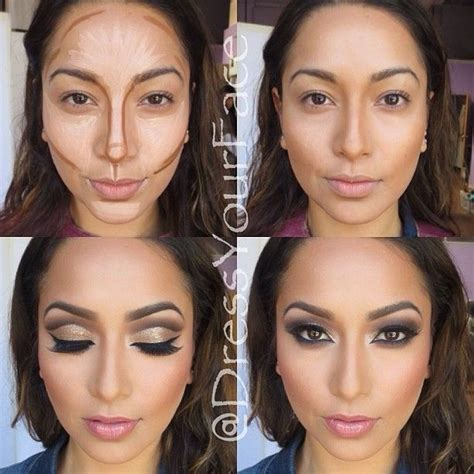 Contour Makeup are you practicing this makeup magic witty pretty