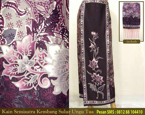 Label Nama Kain Size M kebaya big size kain semisutra kembang sulur selendang rp