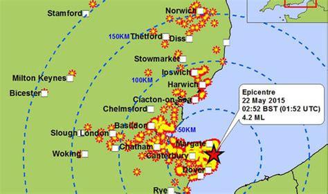 earthquake uk uk earthquake hits kent uk news express co uk