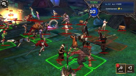 mmorpg for android nexon mobile releases legion of heroes mmorpg for android android community