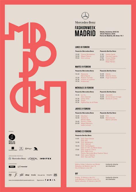 madrid fashion week entradas febrero 2013 paula alonso