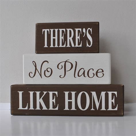 there s no place like home shelf blocks by hush baby