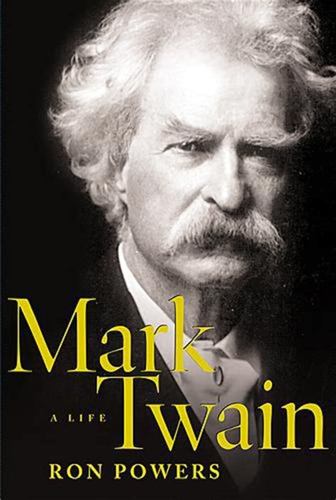 mark twain biography for students mark twain a life by ron powers 365 days of the book