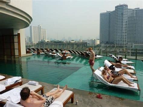 Pool Picture of Millennium Hilton Bangkok, Bangkok TripAdvisor