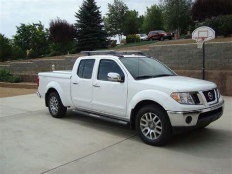buy used 2011 nissan frontier sl crew cab 4 door 4
