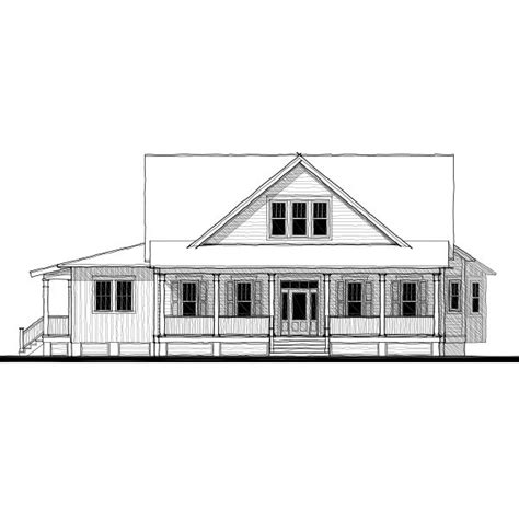 Cottage House Plan Gilliam Springs House Plan 133106 Design From Allison