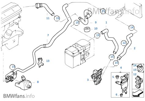 e46 expansion tank diagram wiring diagram and fuse box