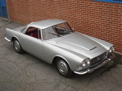 lancia superleggera 1960 lancia 2 5l flaminia superleggera coupe by touring