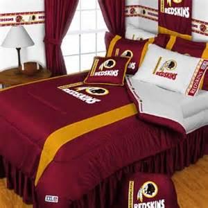Redskins Bed Set Size Bedding Washington Redskins And Size On