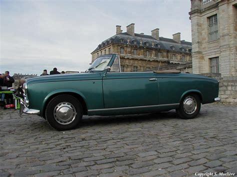 pujo car wallpaper fondos de escritorio peugeot 403 cabriolet 1958