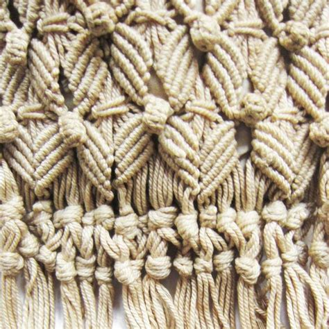 Macrame For Sale - macrame crafted purse bag 1960s for sale at 1stdibs