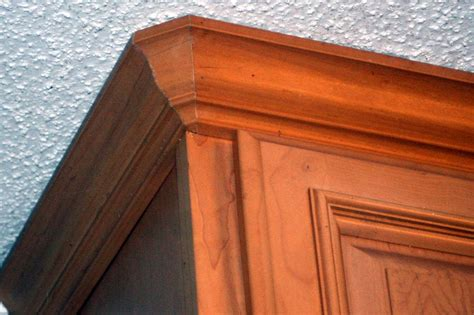 cabinet outside corner molding how to cut crown molding round corners coping youtube