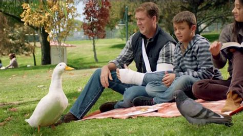 aflac commercial actress weightlifter aflac tv commercial rap in the park ispot tv