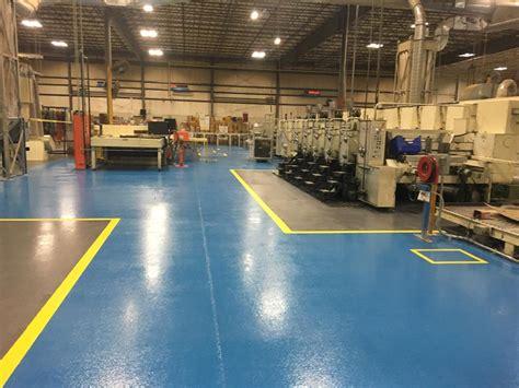 Industrial floor coatings   Thermal Chem Corp