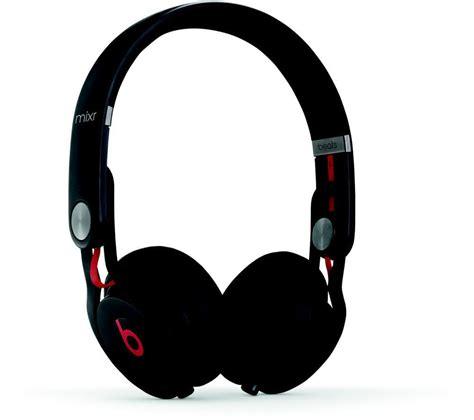 Headphone Beats Mixr beats by dr dre mixr high performance professional headphones black