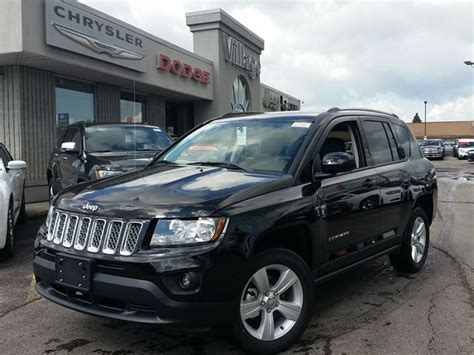 2015 Jeep Compass 2015 Jeep Compass Sport Ajax Ontario Used Car For Sale