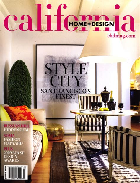 Home Design Magazine In by San Francisco Shelter Magazine Ceases Publication