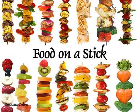 Minnesotas 59 Foods On A Stick by Wellness News At Weighing Success March 28 Food On A