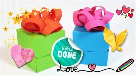 imagenes cajas para colocar regalos de cumpleaos cajas de papel para regalo de cumplea 241 os o navidad