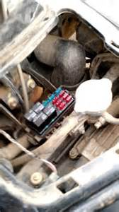 arctic cat 425 fuse box location wiring issue