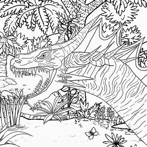 hard dinosaur coloring pages free coloring pages printable pictures to color kids