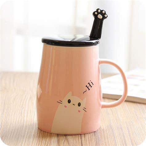 Ceramic Spoon ceramic coffee mug and spoon set apollobox