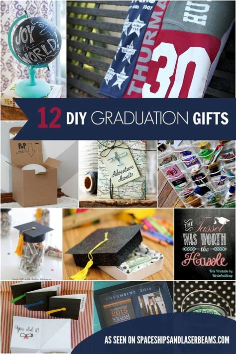 12 Best Inexpensive Gifts by 12 Inexpensive Diy Graduation Gift Ideas School Ideas