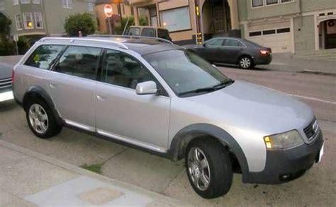 sell   audi allroad quattro awd wagon  door