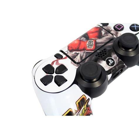 Fighter V Playstation 4 Ps4 Kaos Shirt fighter v official ps4 console skin yellowbulldog co uk