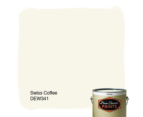 swiss coffee dew341 dunn edwards paints