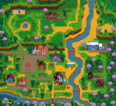 the town where you live pelican town stardew valley wiki