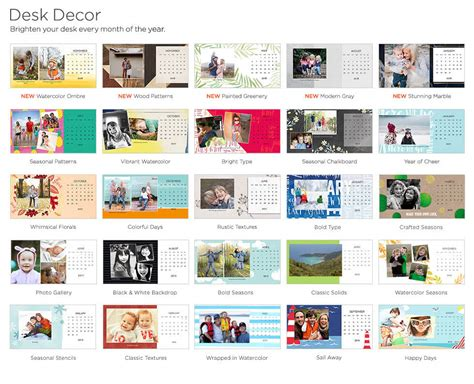 Desk Calendars Custom Desk Calendars Custom Photo