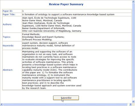 How To Make A Review Paper - review paper