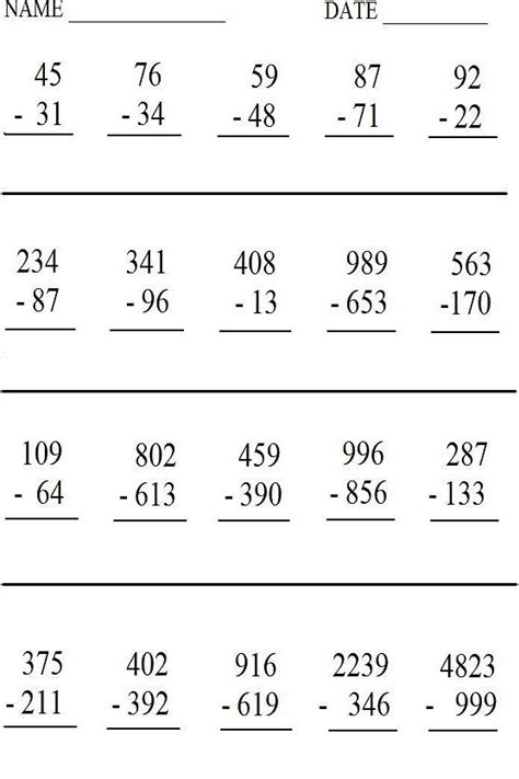 free printable math worksheets year 3 math worksheets printable quizzes and more