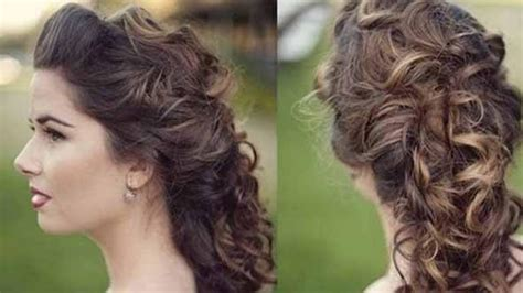 choti hair styles image hairstyles for curly hair in hindi ghungrale baalo ke liye