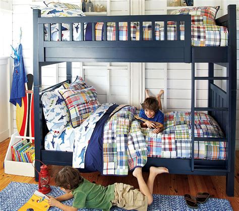 pottery barn boys room rooms for your