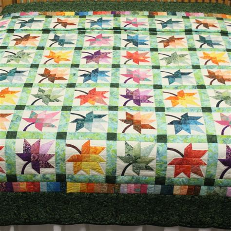 King Quilts For Sale by Quilts For Sale Amish Made Quilts Autumn Splendor King