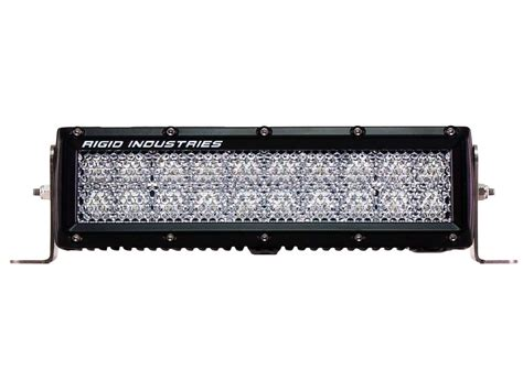 Rigid Led Light Bar Rigid Industries 10 Quot E Series White Diffused Led Light Bar